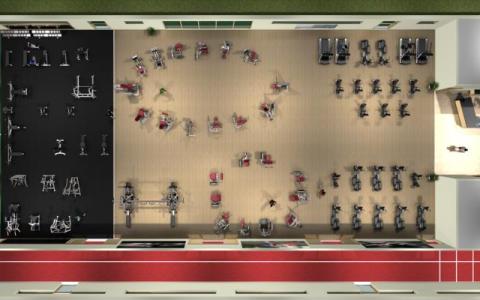 Sportpark Lobeda – Fitness/ Gerätetraining/ Kurse/ Sauna und mehr…