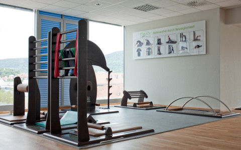Neue Mitte Fitness – Fitness/ Gerätetraining/ Kurse/ Yoga und mehr…