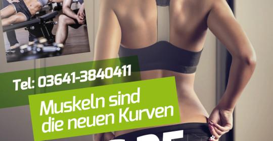 4 Wochen Fitness für nur 25 Euro!