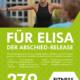 27.09. – NEUE MITTE – Abschieds-Release für Elisa mit tollem Kursprogramm