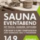 14.09. – WINZERLA FITNESS – SAUNA-Eventabend mit Spezialaufgüssen, Massagen und Buffet