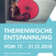 Integralis Themenwoche 17. – 21.12.2018