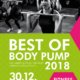 Best of BODYPUMP 2018 am 30.12. in der Neuen Mitte