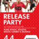 RELEASE PARTY am 4.4. im Sportpark Lobeda