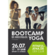 Bootcamp anschl. Yoga 26.7. Sportpark Lobeda