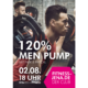 120% Men Pump 2.8. Winzerla Fitness