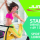 JUMPING-FITNESS ab 6.8. im SPORTPARK LOBEDA