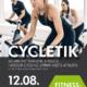 CYCLETIK am 12.8. im WINZERLA FITNESS