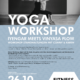 YOGA-WORKSHOP am 26.10.2019