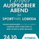 Großer Ausprobierabend am 24.10. im Sportpark Lobeda