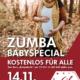ZUMBA Baby-Special mit Shirin