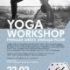 Yoga-Workshop am 22.02.2020 – Jetzt anmelden!