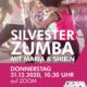 Silvester-Zumba – Nur auf Zoom